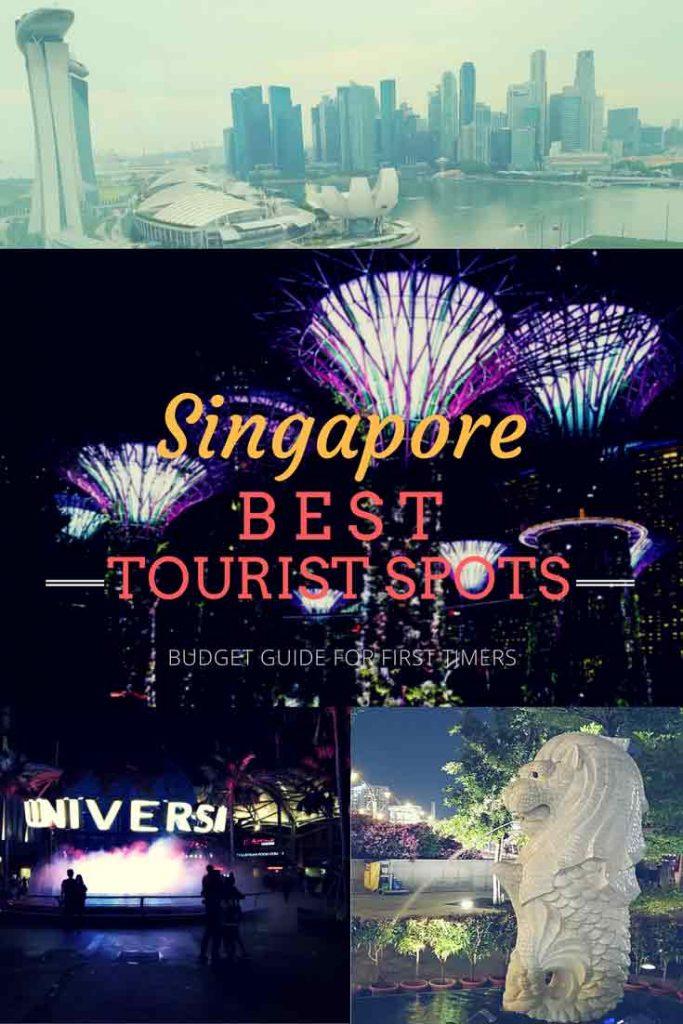 travel guide singapore tourist spots, singapore tourist spots diy, singapore itinerary, where to go singapore