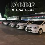 joining a car club, car club philippines,