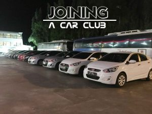 joining a car club, car club philippines,